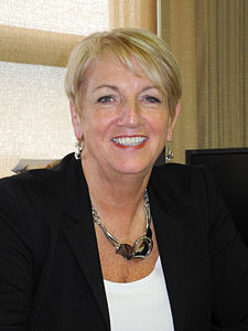Newfoundland's and Labrador's Kathy Dunderdale