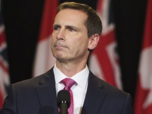Dalton Mcguinty resigns as Premier of Ontario and suspends the legislature.