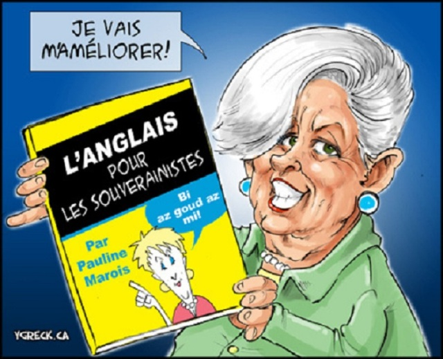 Once thought all children in Quebec should be bilingual
