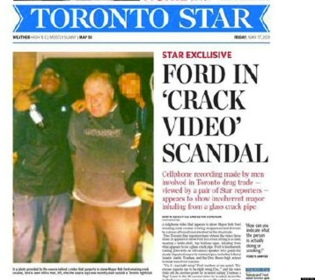 Where is the video? Toronto Star should be ashamed of themselves and held liable
