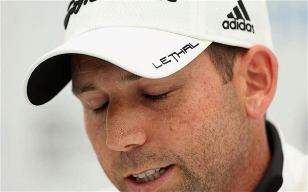 Is Sergio Garcia Just A Closet Racist Who Accidentally Showed His True Colors?